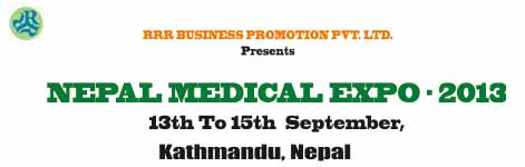 nepal medical expo 2013